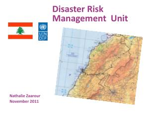 Disaster Risk Management  Unit