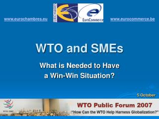 WTO and SMEs