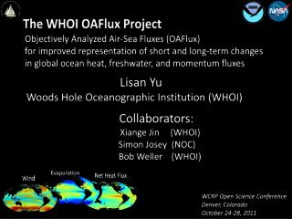 The  WHOI  OAFlux Project