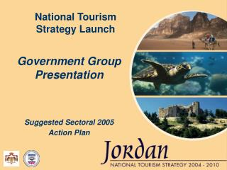 Government Group Presentation Suggested Sectoral 2005 Action Plan
