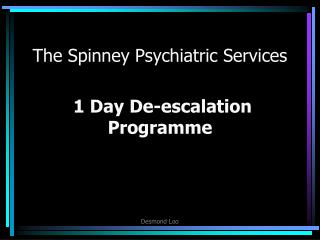 The Spinney Psychiatric Services