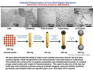 Pyun  et al., ACS Nano  2012 , in press
