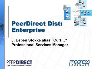PeerDirect Distributed Enterprise