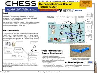 The Embedded Open Control Platform (EOCP)