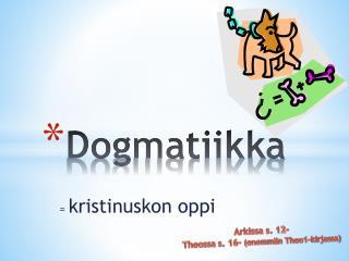 Dogmatiikka