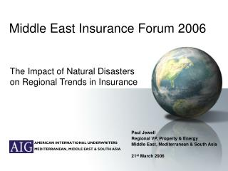 Middle East Insurance Forum 2006