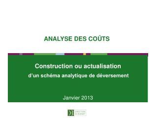 Construction ou actualisation