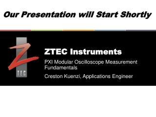 ZTEC Instruments