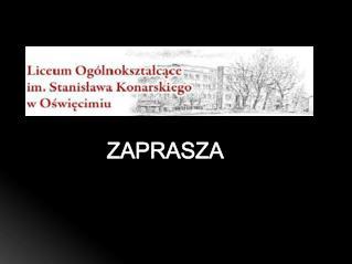 ZAPRASZA