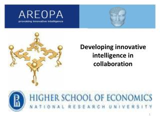 Developing innovative intelligence in collaboration