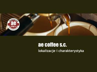 ae coffee s.c.