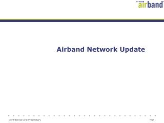 Airband Network Update