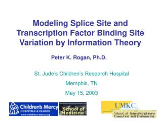 Modeling Splice Site and Transcription Factor Binding Site Variation by Information Theory
