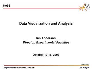 Data Visualization and Analysis