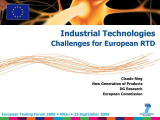 EuropeanToolingForum2009090925Rieg