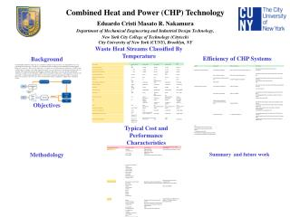 Combined Heat and Power (CHP) Technology