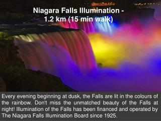 Niagara Falls Top Attractions
