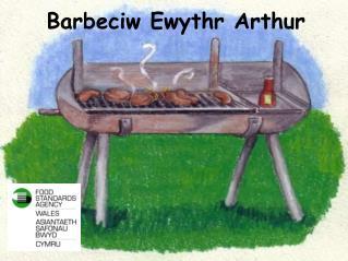 Barbeciw Ewythr Arthur