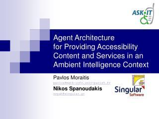 Pavlos Moraitis pavlos@math-info.univ-paris5.fr Nikos Spanoudakis nspan@singular.gr