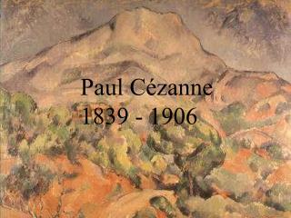 1839 - 1906