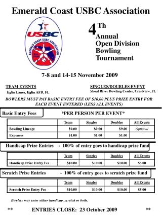 Emerald Coast USBC Association