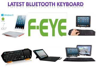 Supplier of bluetooth keyboard