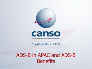 The Global Voice of ATM
