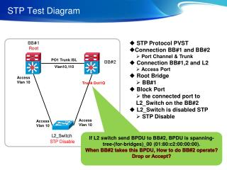 STP Test Diagram