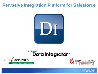 Pervasive Integration Platform for Salesforce