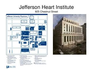 Jefferson Heart Institute 925 Chestnut Street