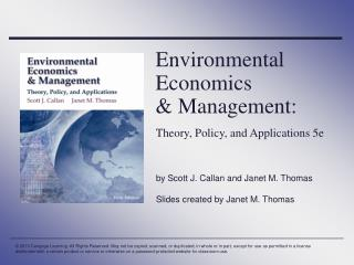 Benefit-Cost Analysis in Environmental Decision Making