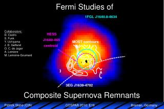 Fermi Studies of