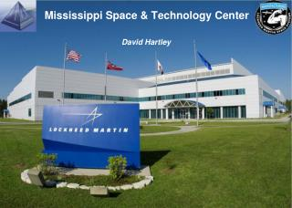 Mississippi Space & Technology Center