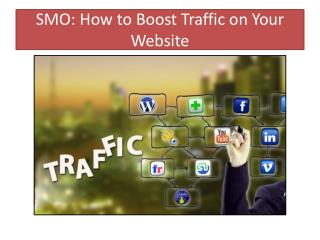 SMO Services: Top 10 Tips to Gain High Traffic