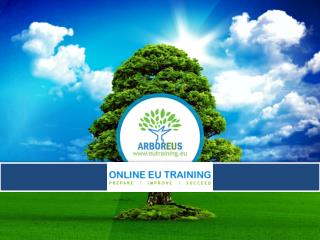 ONLINE EU TRAINING