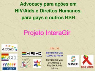 Advocacy para ações em HIV/Aids e Direitos Humanos, para gays e outros HSH