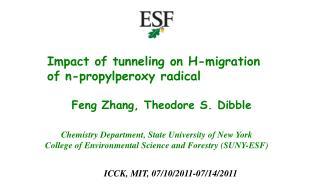 Feng Zhang, Theodore S. Dibble