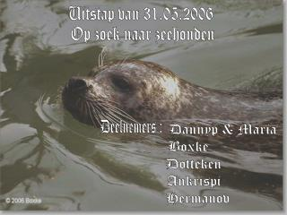 Uitstap van 31.05.2006