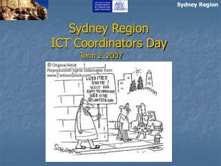Sydney Region ICT Coordinators Day