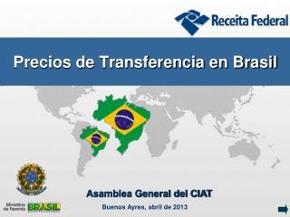 Precios de Transferencia en Brasil