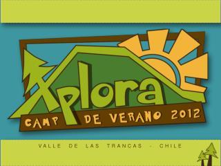 VALLE  DE  LAS  TRANCAS  -  CHILE