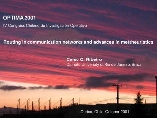 OPTIMA 2001