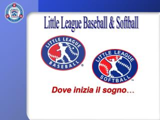 Little League Baseball & Softball