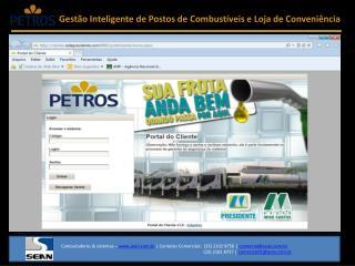 PETROS – Portal do Cliente