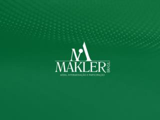 A Makler Brasil est á  estruturada em 3 divisões, são elas:
