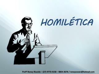 HOMIL�TICA