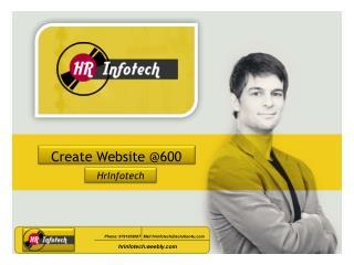 Create Website @600