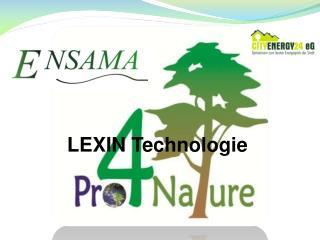 LEXIN Technologie