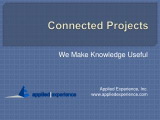 Connected Projects