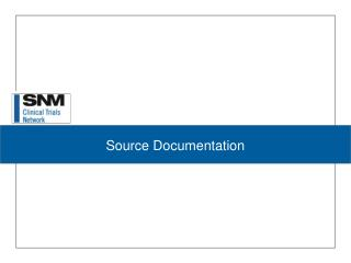 Source Documentation